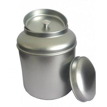 Boîte à thé avec double couvercle 100g