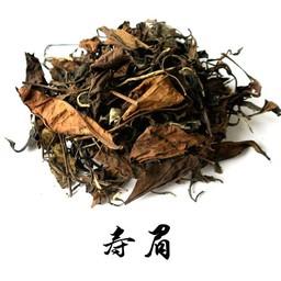 Witte thee Shou Mei