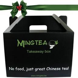 Geschenkverpackung : Mingtea Mitnehmbox