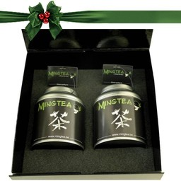 Mingtea Selection: Exclusieve Zwarte thee in Luxe Verpakking