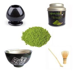 Matcha Ceremonial Organic kit de démarrage