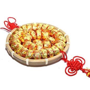 Chrysanthemum Mini Pu Erh Tuocha (fermentiert) 200g