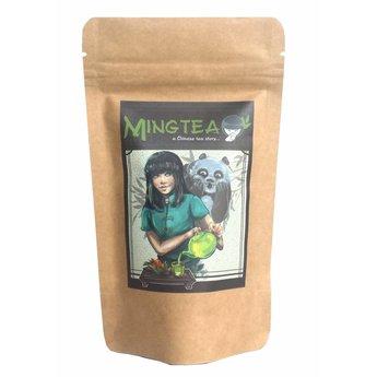 10 Pareltjes Witte thee uit Fuding handgerold