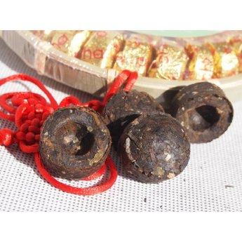 Lotus Mini Pu erh Tuocha (fermented) 200g