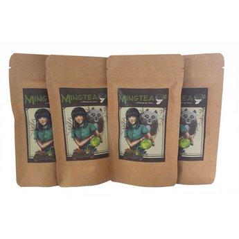 Schwarzer Tee-Liebhaber