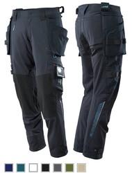 Mascot® Advanced A031 Werkbroek met kniezakken met Dyneema® en afneembare spijkerzakken