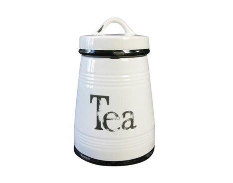 Voorraadpot voor thee
