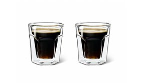 Leopold Vienna Espresso glas – set van 2