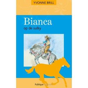 21. Bianca op de Sulky