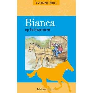 15. Bianca op huifkartocht
