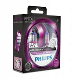 Philips H7 Colorvision Paars Duobox