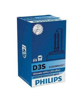 Philips Xenon D3S 35w WhiteVision Gen2