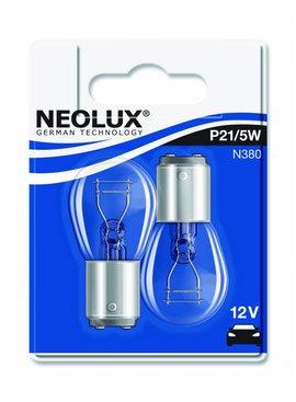 Neolux Gloeilamp 12V 21/5W BAY15D