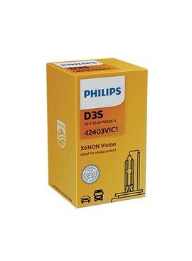 Philips Xenon Vision D3S
