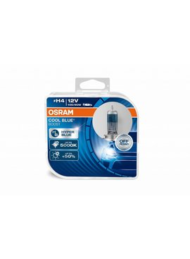 Osram Osram Cool Blue Boost H4 duobox