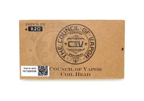 Council of Vapor Vengeance Coil