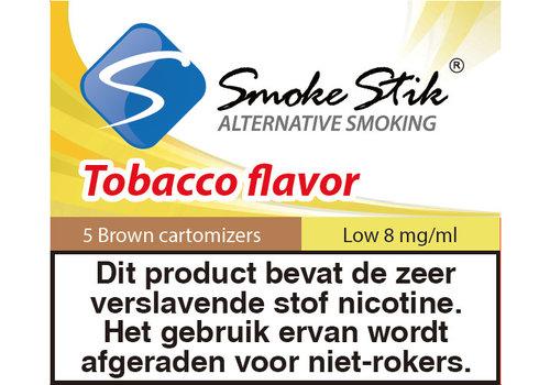 SmokeStik Cartomizer Regular Tabak Bruin 8mg (5)