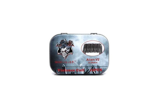 Demon Killer Alien V2 Coils 0,25Ω