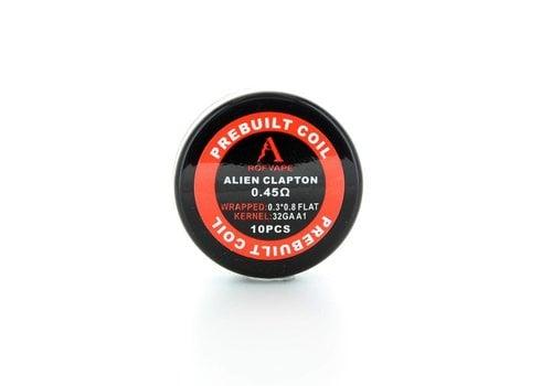 RofVape Prebuild Alien Clapton Coils 0,45Ω