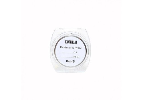 Kanthal A1 Coil Wire