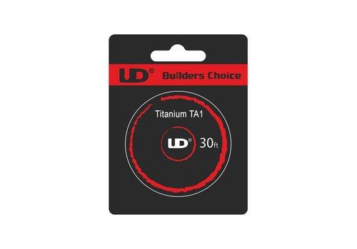 UD Titanium Coil Wire