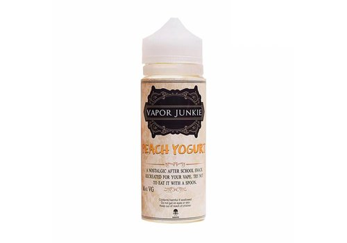 Vapor Junkie Peach Yogurt (50ml)