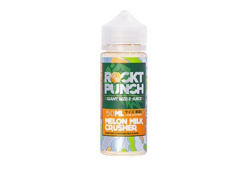 Rocket Punch Melon Milk Crusher (50ml)