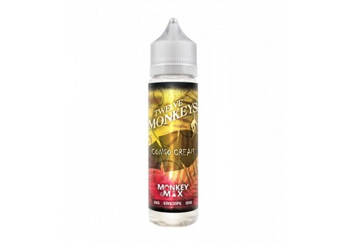 Twelve Monkeys Congo Cream (50ml)