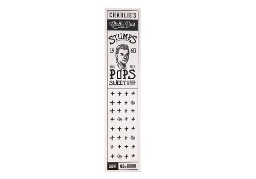 Charlie's Chalk Dust l STUMPS Pops (50ml)