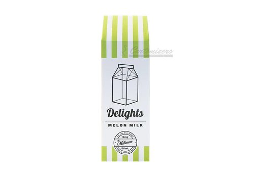 The Milkman Delights Melon Milk (50ml)