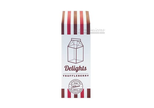The Milkman Delights Truffleberry (50ml)