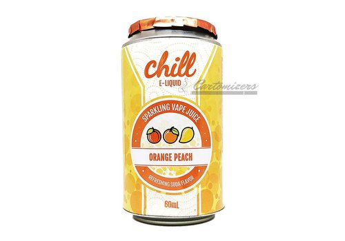 Chill Orange Peach (50ml)