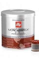 Illy - Iperespresso capsules - Guatemala