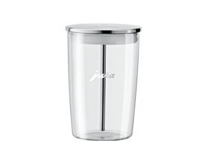JURA - E8 Platina - tijdelijk Glazen melkbeker cadeau!