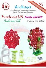 3D Pop Up Puzzle, Riesenrad