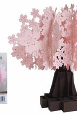 3D Pop up puzzle, Cherry tree