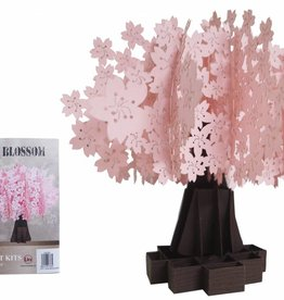 3D Pop up puzzle, Cherry tree
