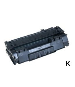 TonerWinkel Huismerk HP Q7553A (53A) Toner Zwart XL Cap. (5000 afd.)