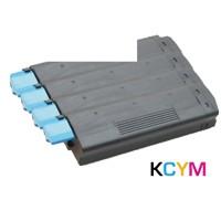 TonerWinkel Huismerk OKI (42403002) Voordeelset Kleur TOC5000bk cy ma ye C5000kit