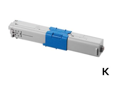 OKI C310 BK HC (44469803) Toner Zwart (5000 afd.)