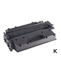 TonerWinkel Huismerk \HP CE505X (10.000 afd.) XXL capaciteit Toner Zwart