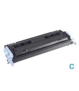 TonerWinkel Huismerk HP Q6001A / 124A (2.500 afd.) Toner Cyaan
