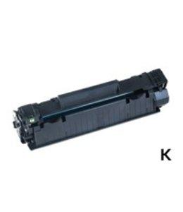 TonerWinkel Huismerk HP CE435A (2.000 afd.) Normale capaciteit Toner Zwart