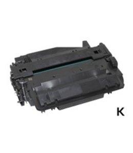 TonerWinkel Huismerk HP CE255X (12.500 afd.) XL capaciteit Toner Zwart