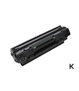 TonerWinkel Huismerk HP 2x CE285HC (2.000 + 2.000 afd.) XL capaciteit Toner Zwart