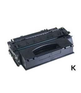 TonerWinkel Huismerk HP Q5949X (6.000 afd.) XL capaciteit Toner Zwart