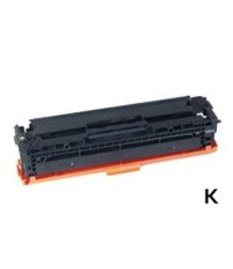 TonerWinkel Huismerk HP CB540A / 125A (2.200 afd.) Toner Zwart