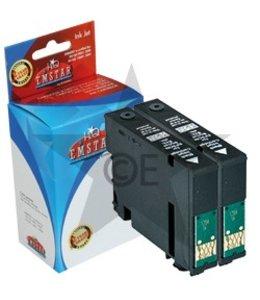 Emstar Epson T1811/18XL 2 stuks 2 x 14ml E168 Doublepack