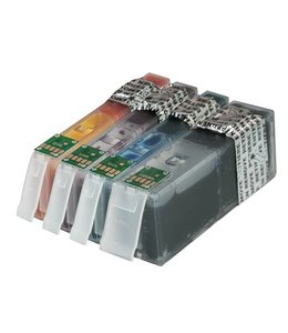 Emstar Canon PGI-550/CLI-551 Multipack PGI550/CLI551 1x23 3x12ml C127 Multipack :