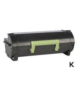 TonerWinkel Huismerk Lexmark (24B6015) Toner zwart (35000afd.)